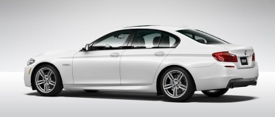 Update1 - Road Test Review - 2013 BMW 535i M Sport RWD - Buyers Guide to Trims and Cool Options 103
