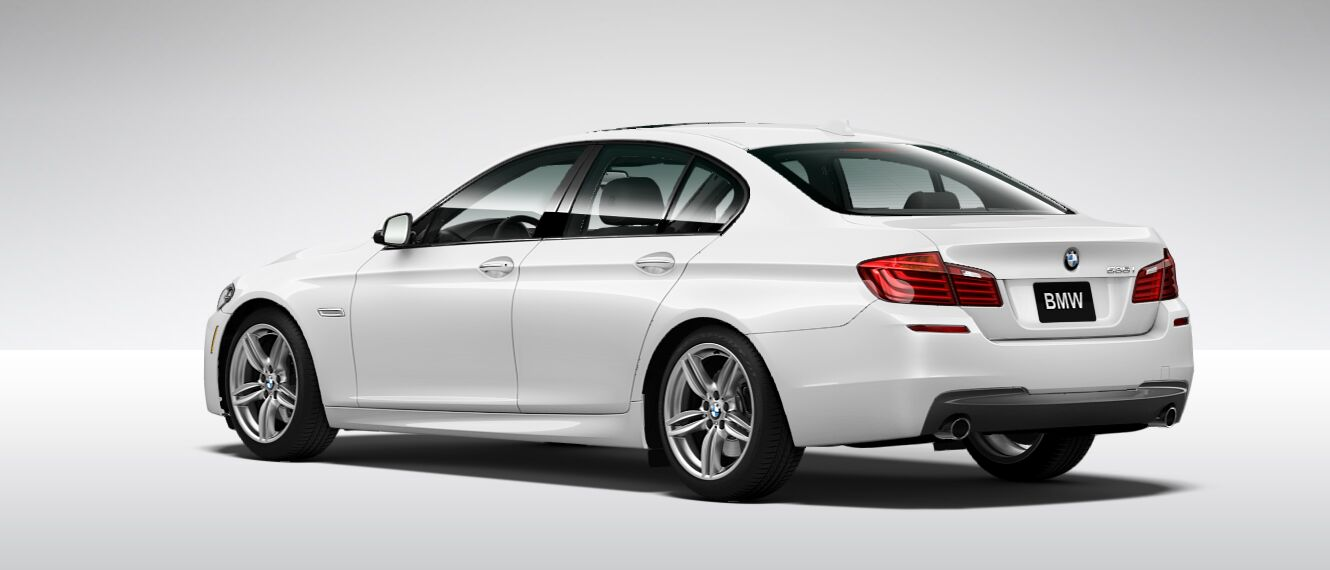 Update1 - Road Test Review - 2013 BMW 535i M Sport RWD - Buyers Guide to Trims and Cool Options 105