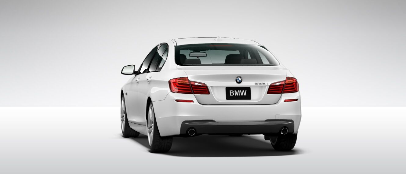 Update1 - Road Test Review - 2013 BMW 535i M Sport RWD - Buyers Guide to Trims and Cool Options 108