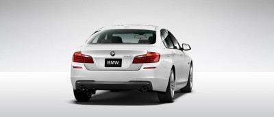 Update1 - Road Test Review - 2013 BMW 535i M Sport RWD - Buyers Guide to Trims and Cool Options 110