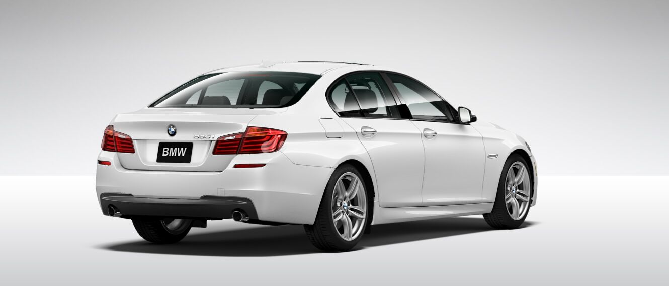 Update1 - Road Test Review - 2013 BMW 535i M Sport RWD - Buyers Guide to Trims and Cool Options 112
