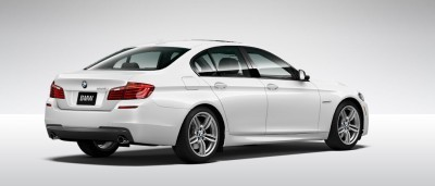 Update1 - Road Test Review - 2013 BMW 535i M Sport RWD - Buyers Guide to Trims and Cool Options 113