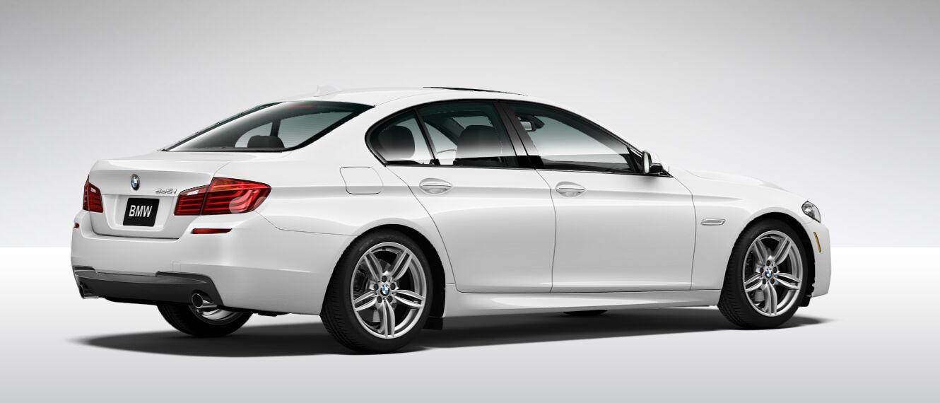 Update1 - Road Test Review - 2013 BMW 535i M Sport RWD - Buyers Guide to Trims and Cool Options 114