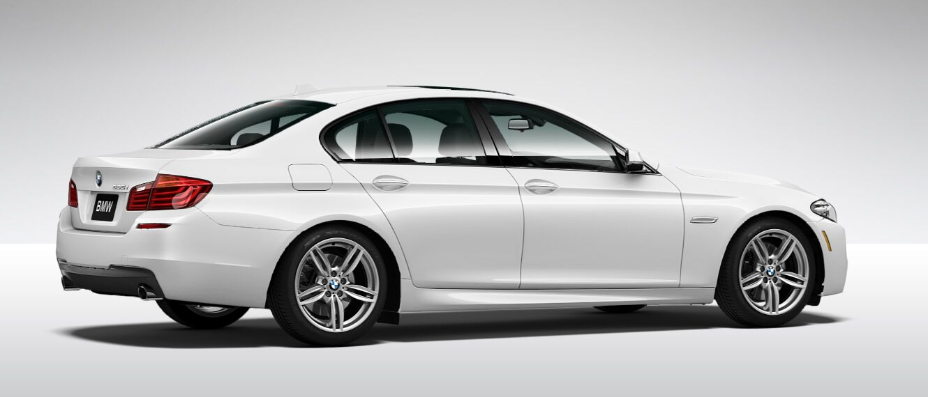 Update1 - Road Test Review - 2013 BMW 535i M Sport RWD - Buyers Guide to Trims and Cool Options 115