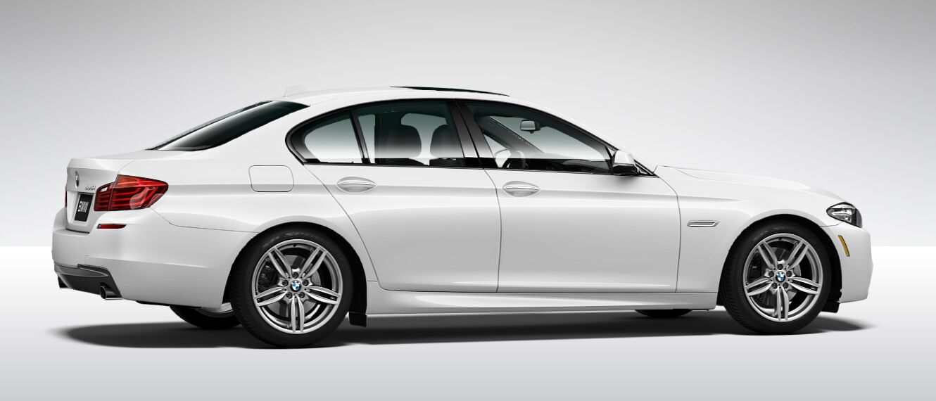 Update1 - Road Test Review - 2013 BMW 535i M Sport RWD - Buyers Guide to Trims and Cool Options 116