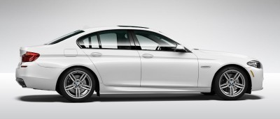 Update1 - Road Test Review - 2013 BMW 535i M Sport RWD - Buyers Guide to Trims and Cool Options 117