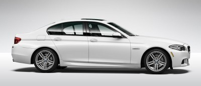 Update1 - Road Test Review - 2013 BMW 535i M Sport RWD - Buyers Guide to Trims and Cool Options 119