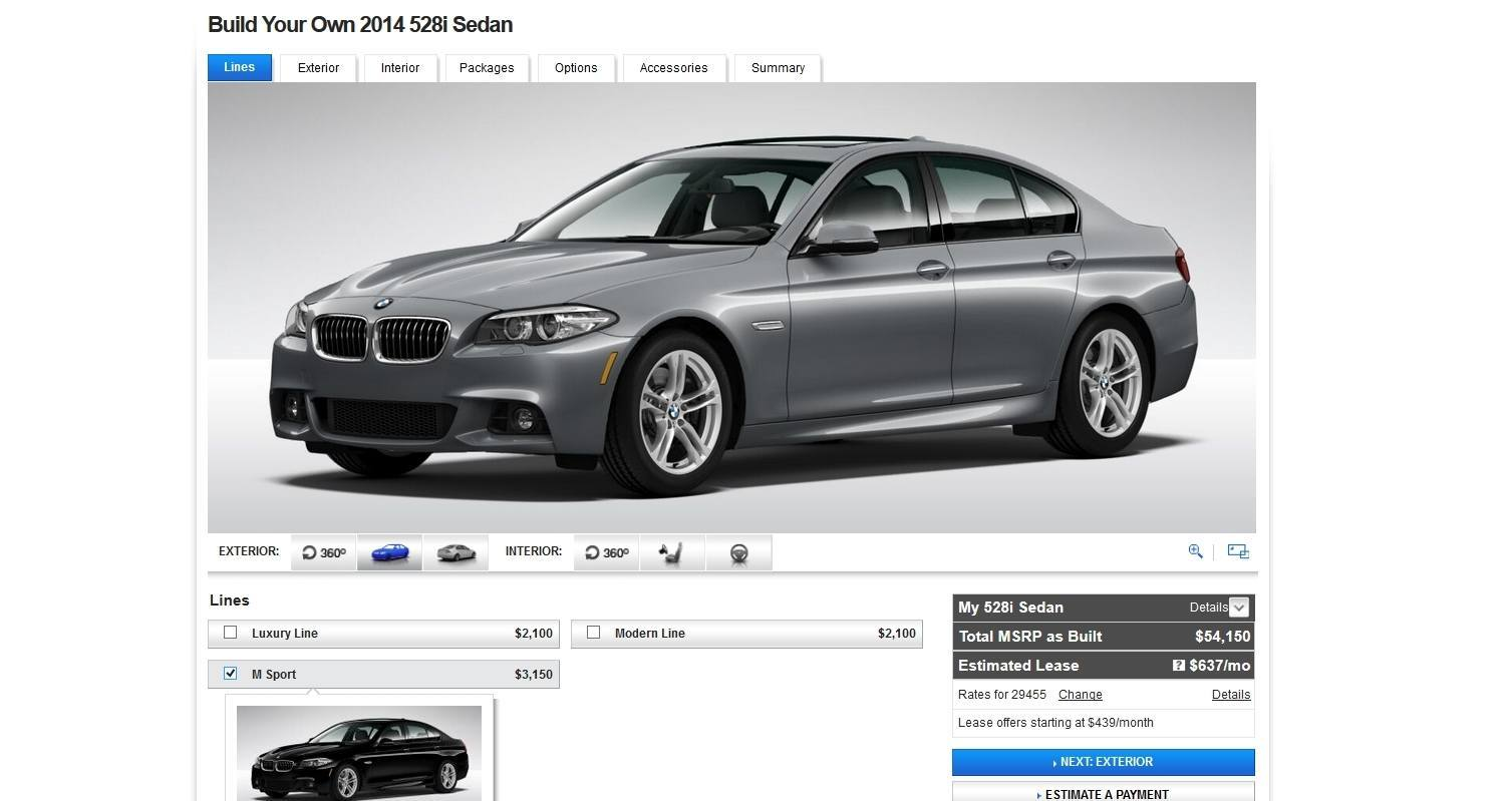 Update1 - Road Test Review - 2013 BMW 535i M Sport RWD - Buyers Guide to Trims and Cool Options 12