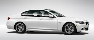 Update1 - Road Test Review - 2013 BMW 535i M Sport RWD - Buyers Guide to Trims and Cool Options 120