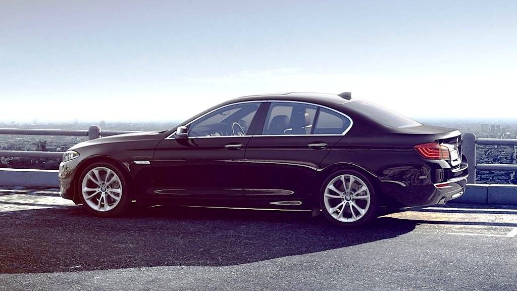 Update1 - Road Test Review - 2013 BMW 535i M Sport RWD - Buyers Guide to Trims and Cool Options 128