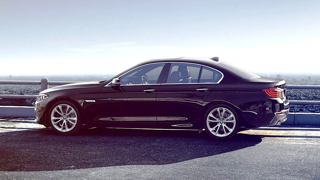 Update1 - Road Test Review - 2013 BMW 535i M Sport RWD - Buyers Guide to Trims and Cool Options 130