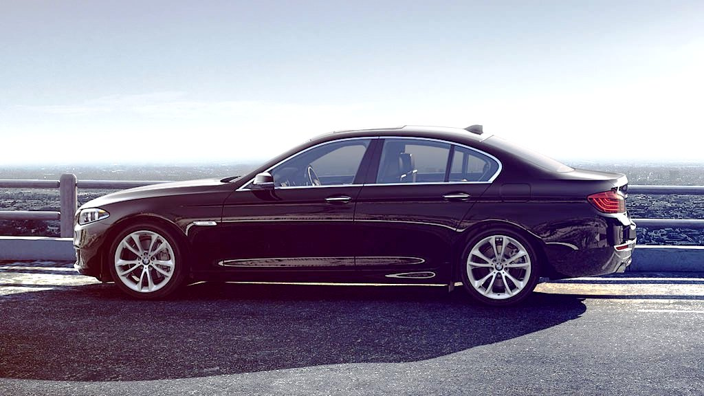 Update1 - Road Test Review - 2013 BMW 535i M Sport RWD - Buyers Guide to Trims and Cool Options 132