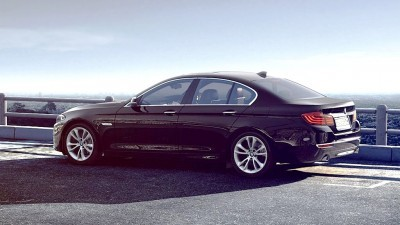 Update1 - Road Test Review - 2013 BMW 535i M Sport RWD - Buyers Guide to Trims and Cool Options 153