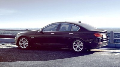 Update1 - Road Test Review - 2013 BMW 535i M Sport RWD - Buyers Guide to Trims and Cool Options 155