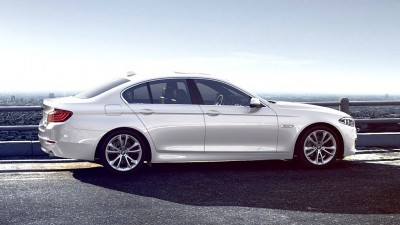 Update1 - Road Test Review - 2013 BMW 535i M Sport RWD - Buyers Guide to Trims and Cool Options 160