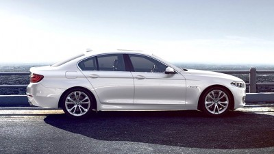 Update1 - Road Test Review - 2013 BMW 535i M Sport RWD - Buyers Guide to Trims and Cool Options 163