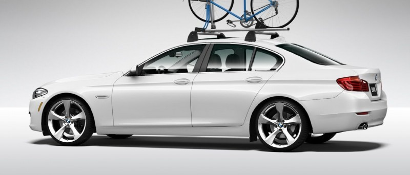 Update1 - Road Test Review - 2013 BMW 535i M Sport RWD - Buyers Guide to Trims and Cool Options 26