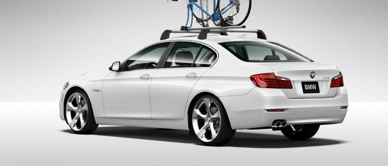 Update1 - Road Test Review - 2013 BMW 535i M Sport RWD - Buyers Guide to Trims and Cool Options 29