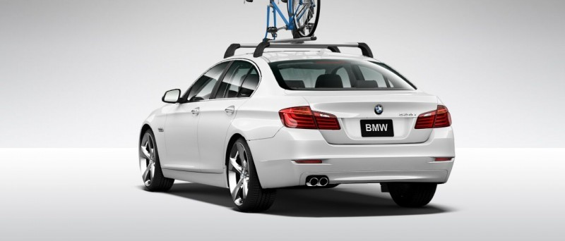 Update1 - Road Test Review - 2013 BMW 535i M Sport RWD - Buyers Guide to Trims and Cool Options 31