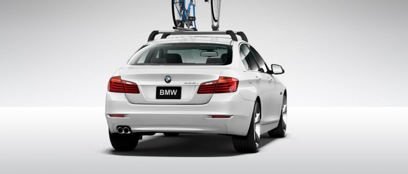 Update1 - Road Test Review - 2013 BMW 535i M Sport RWD - Buyers Guide to Trims and Cool Options 34