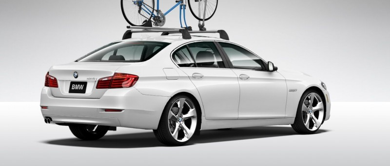 Update1 - Road Test Review - 2013 BMW 535i M Sport RWD - Buyers Guide to Trims and Cool Options 37