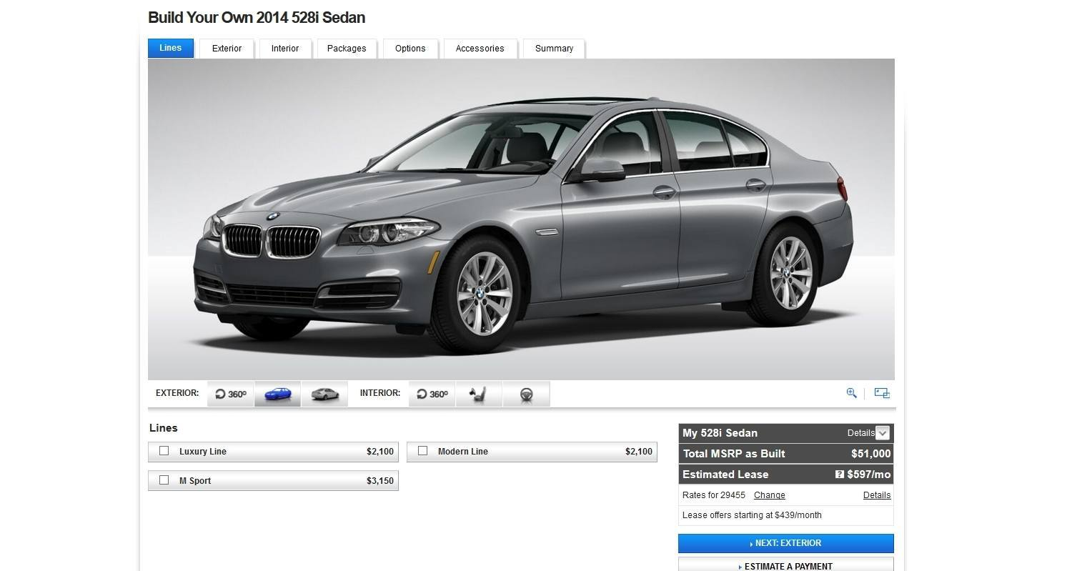 Update1 - Road Test Review - 2013 BMW 535i M Sport RWD - Buyers Guide to Trims and Cool Options 9