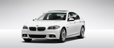 Update1 - Road Test Review - 2013 BMW 535i M Sport RWD - Buyers Guide to Trims and Cool Options 93