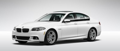 Update1 - Road Test Review - 2013 BMW 535i M Sport RWD - Buyers Guide to Trims and Cool Options 95
