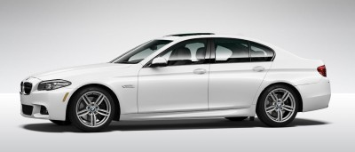 Update1 - Road Test Review - 2013 BMW 535i M Sport RWD - Buyers Guide to Trims and Cool Options 98
