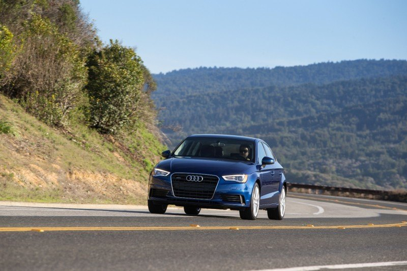 Update1 - Road Test Review - 2015 Audi A3 Sedan 1.8T FWD 1