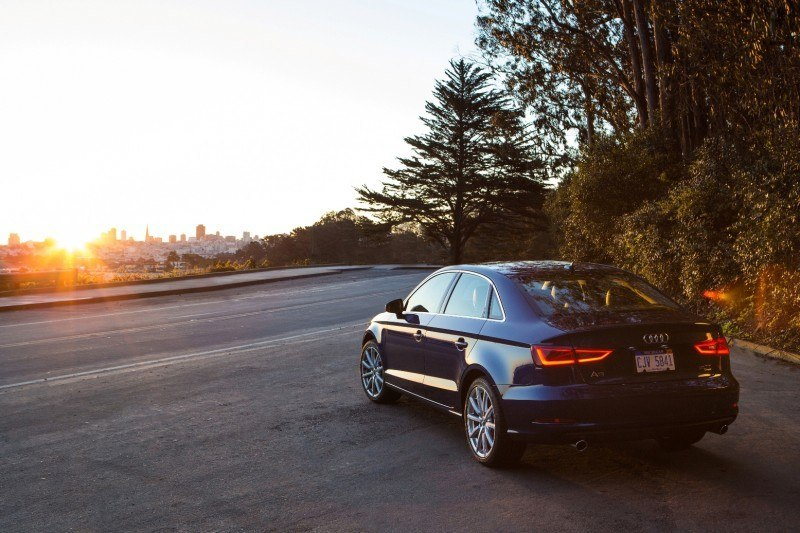 Update1 - Road Test Review - 2015 Audi A3 Sedan 1.8T FWD 11
