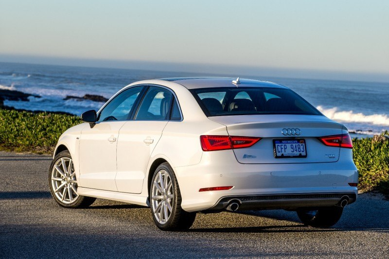 Update1 - Road Test Review - 2015 Audi A3 Sedan 1.8T FWD 29