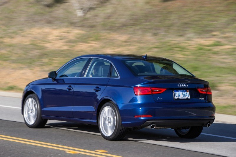 Update1 - Road Test Review - 2015 Audi A3 Sedan 1.8T FWD 3