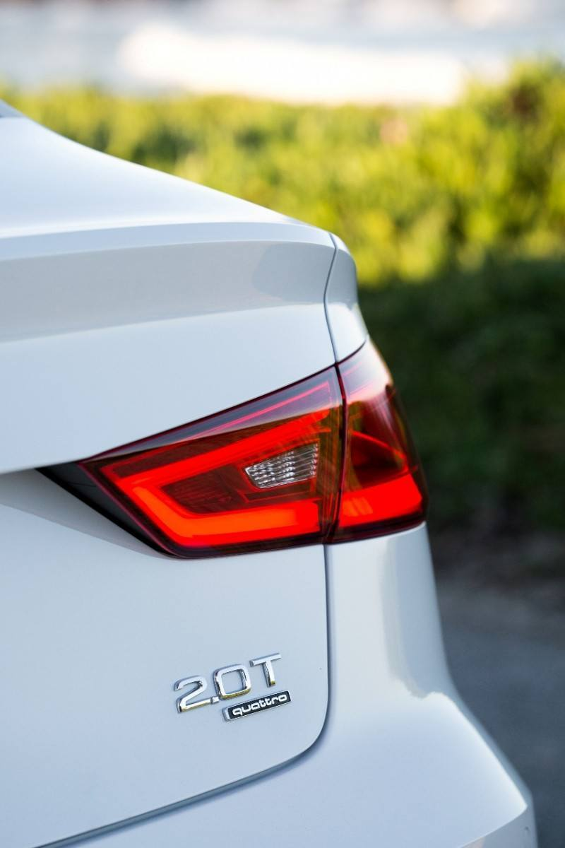 Update1 - Road Test Review - 2015 Audi A3 Sedan 1.8T FWD 31