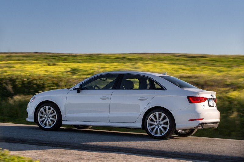 Update1 - Road Test Review - 2015 Audi A3 Sedan 1.8T FWD 38