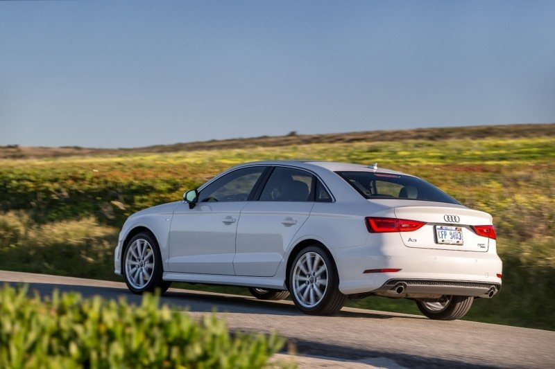 Update1 - Road Test Review - 2015 Audi A3 Sedan 1.8T FWD 39