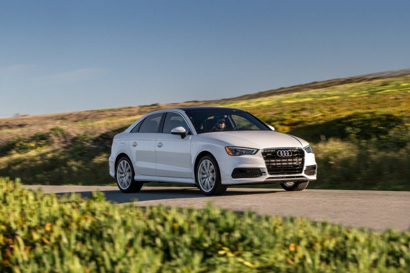 Update1 - Road Test Review - 2015 Audi A3 Sedan 1.8T FWD 40