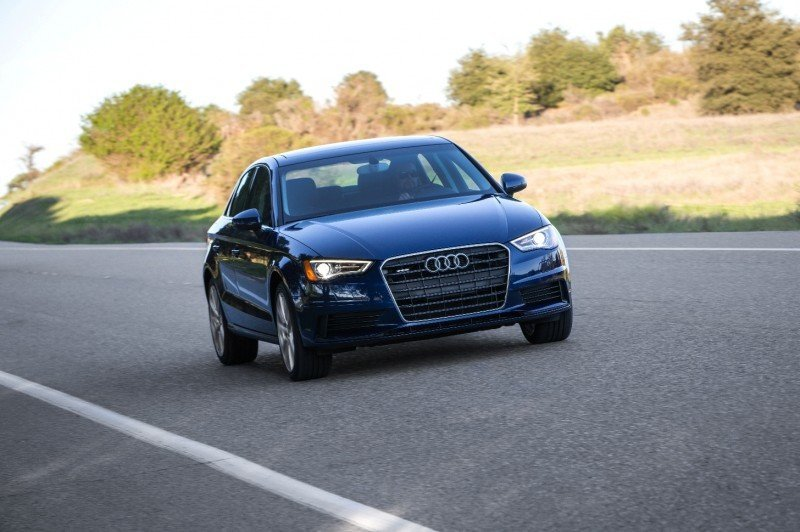 Update1 - Road Test Review - 2015 Audi A3 Sedan 1.8T FWD 5