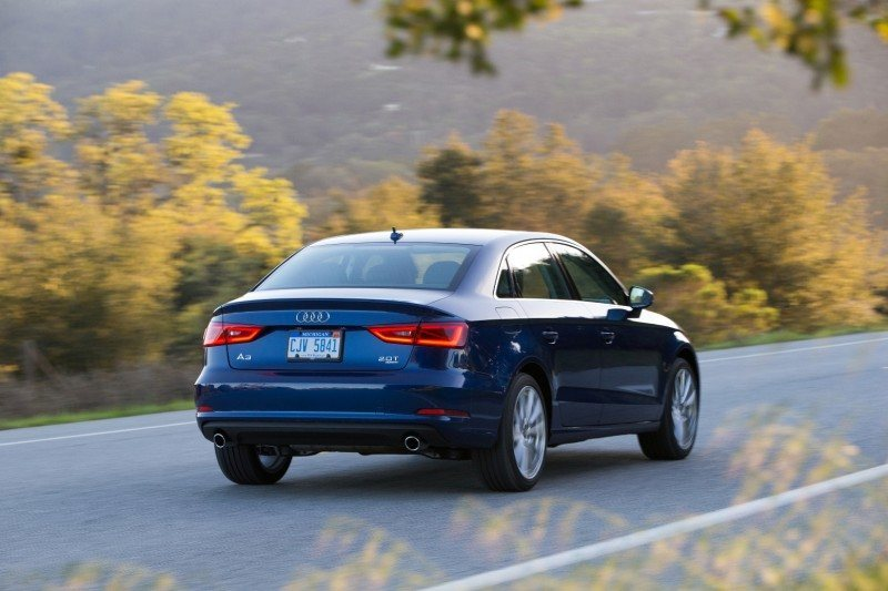 Update1 - Road Test Review - 2015 Audi A3 Sedan 1.8T FWD 6