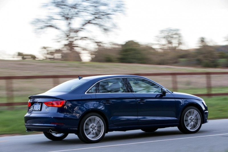 Update1 - Road Test Review - 2015 Audi A3 Sedan 1.8T FWD 8