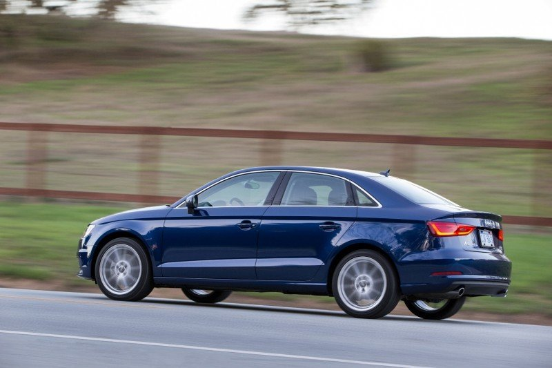 Update1 - Road Test Review - 2015 Audi A3 Sedan 1.8T FWD 9