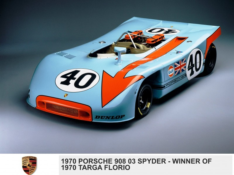 Update1 - The Porsche Story in 99 Rare Photos - A Winners Racing Legacy 24