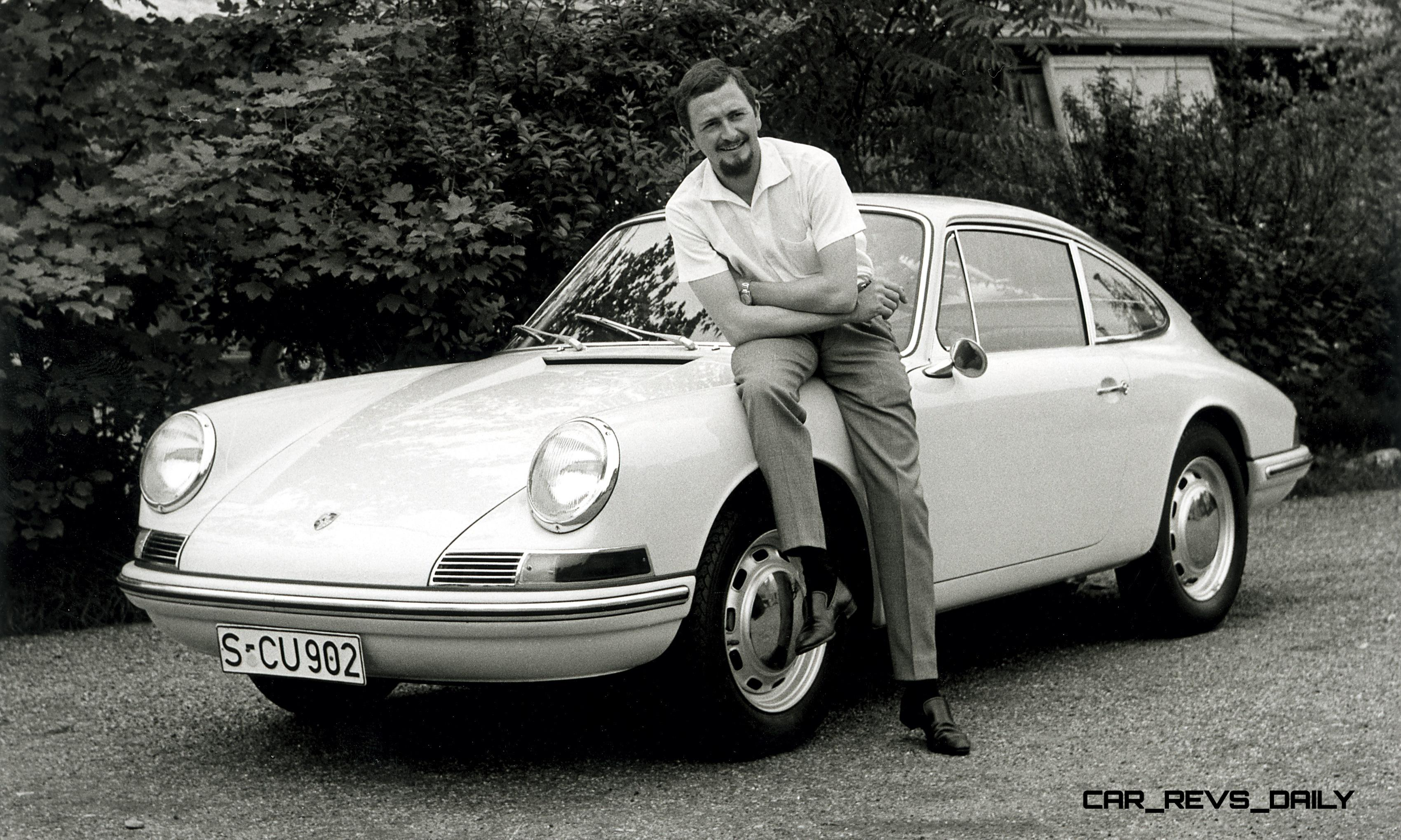 Update1 The Porsche Story In 99 Rare Photos A Legacy