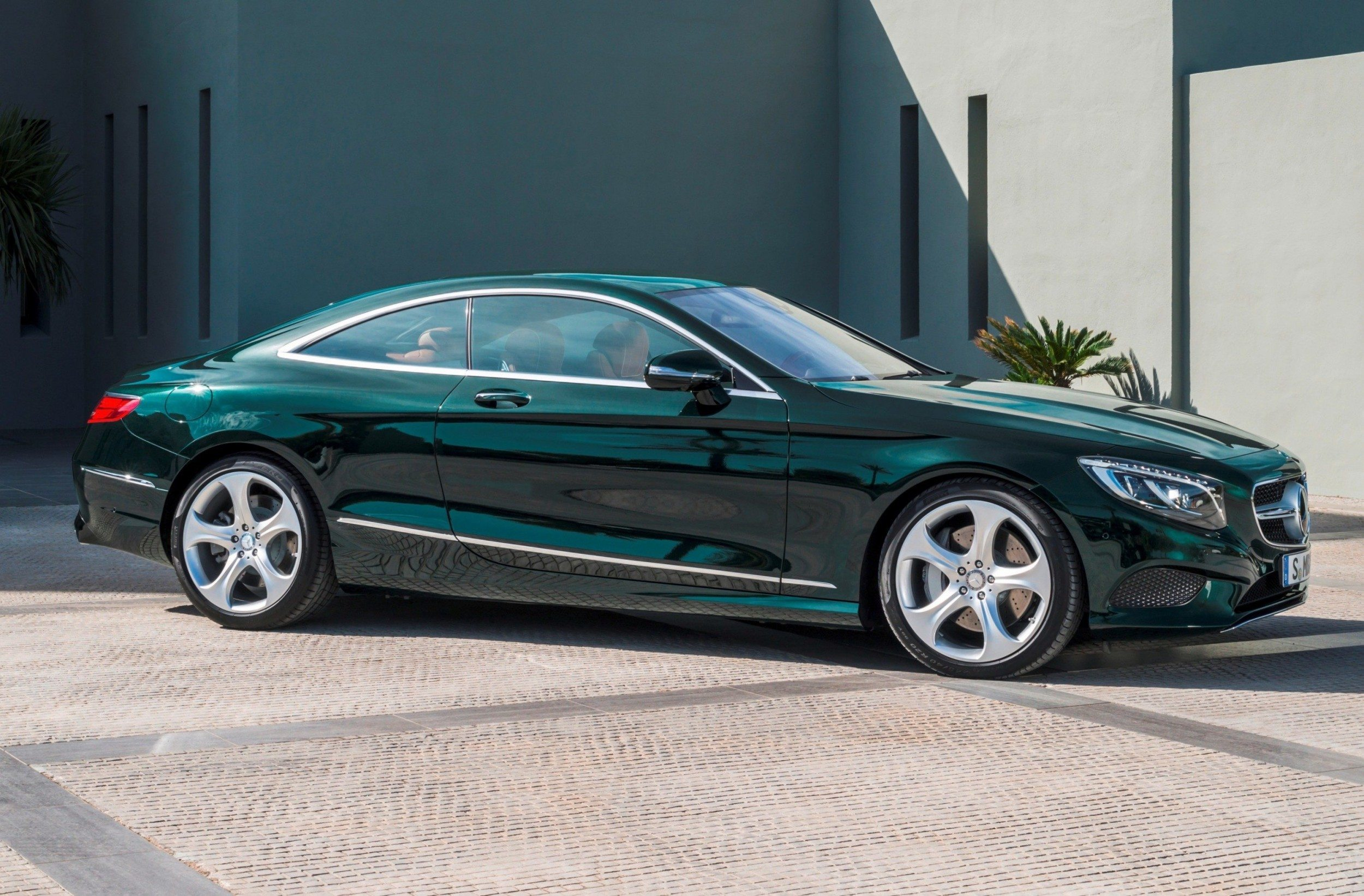 Update2 With 20 New Photos 2015 Mercedes Benz S550 Coupe