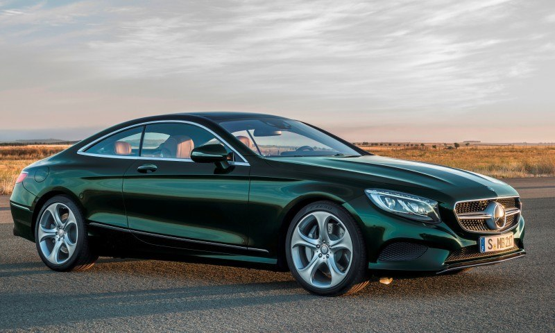 Update1 with 70 new photos 2015 mercedes benz s class coupe for Mercedes benz 70
