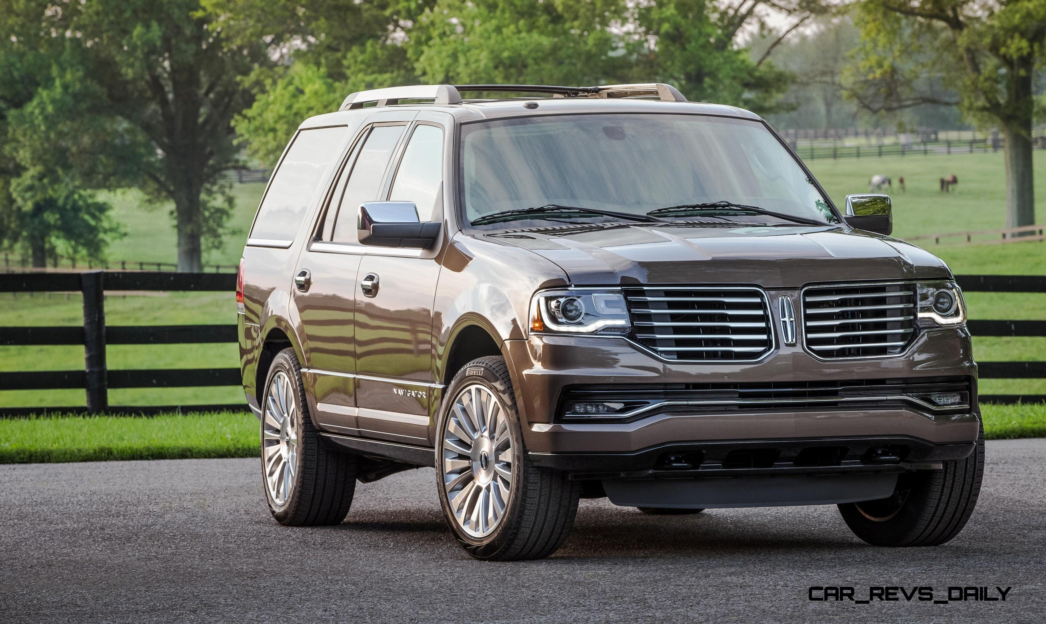 update2 2015 lincoln navigator 63k price 380hp confirmed. Black Bedroom Furniture Sets. Home Design Ideas