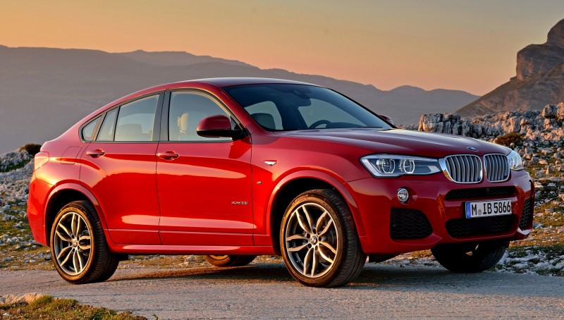 Update2 Debut Photos - 2015 BMW X4 Arriving Now to USA BMW Dealers 1