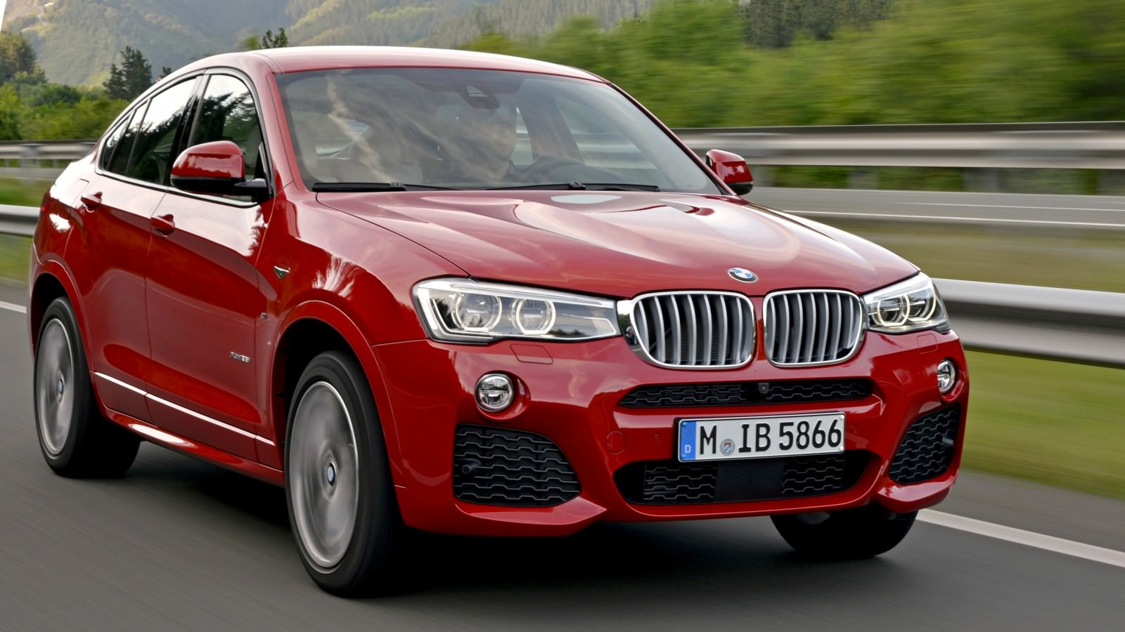 Update2 Debut Photos - 2015 BMW X4 Arriving Now to USA BMW Dealers 12
