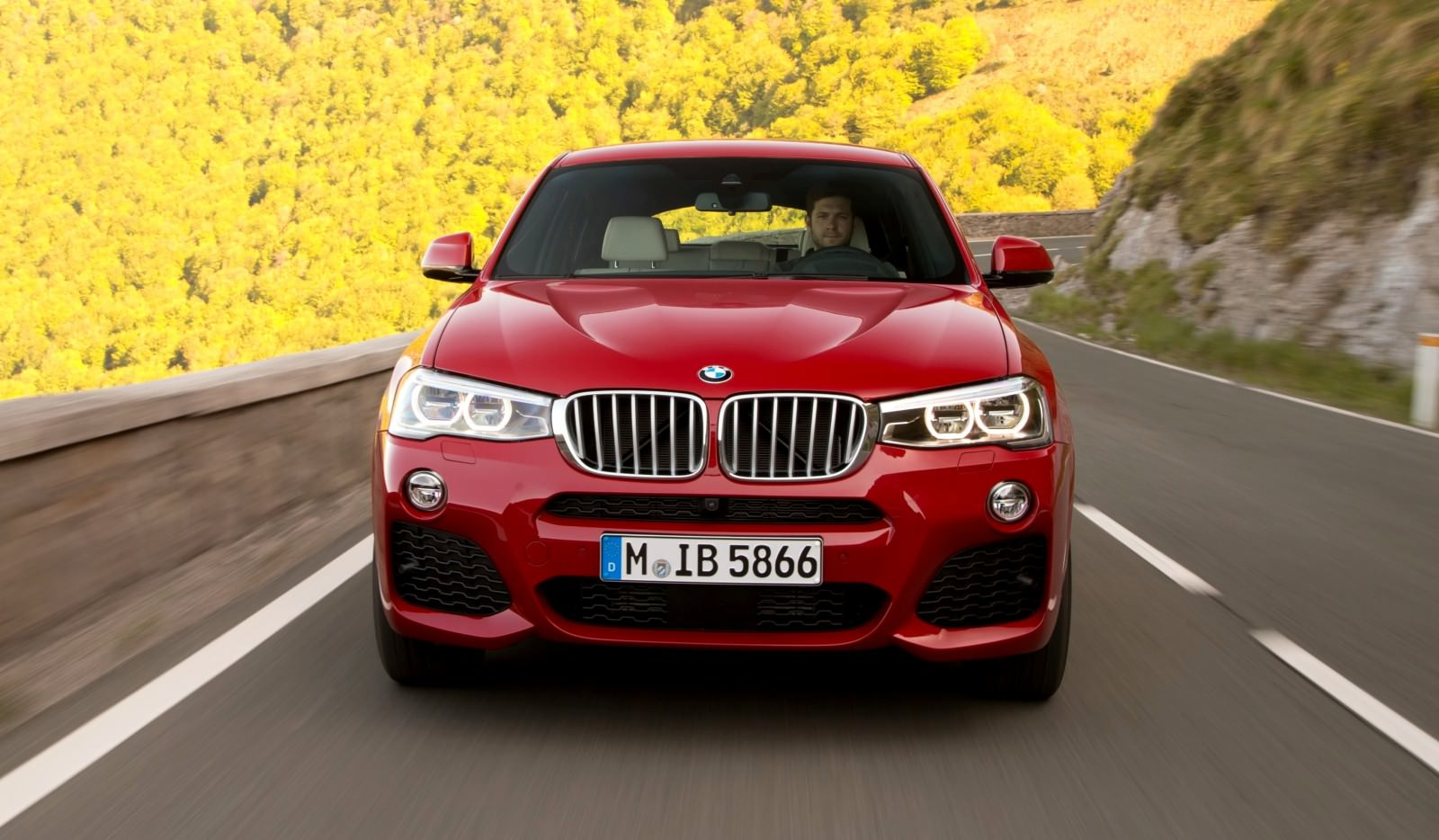 Update2 Debut Photos - 2015 BMW X4 Arriving Now to USA BMW Dealers 24