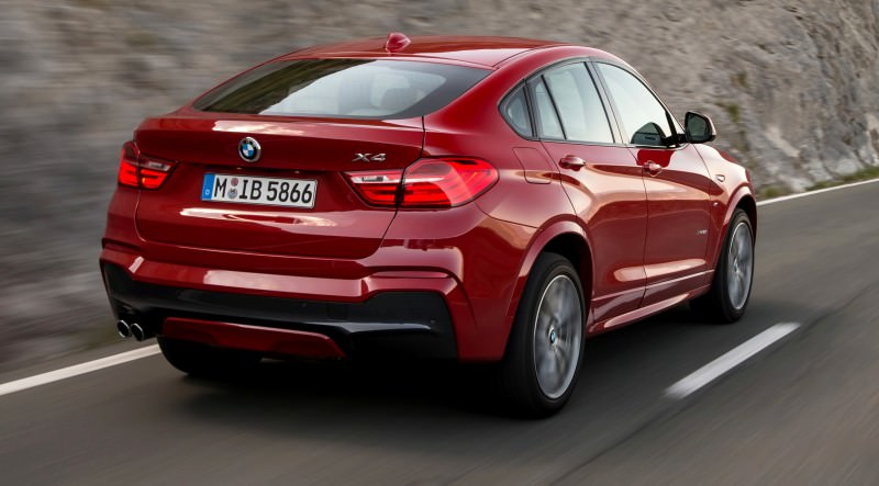Update2 Debut Photos - 2015 BMW X4 Arriving Now to USA BMW Dealers 27
